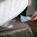 Prelievo in contanti dal conto corrente